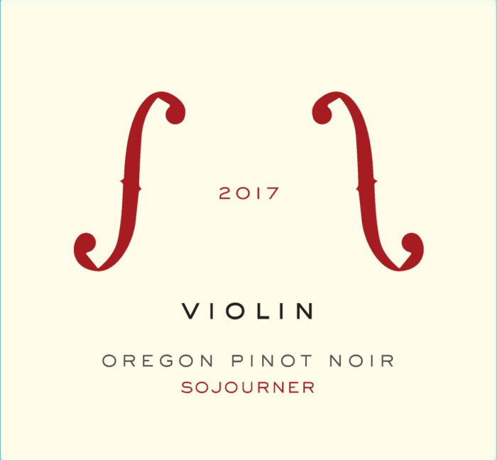 2017 Sojourner Vineyard [label]