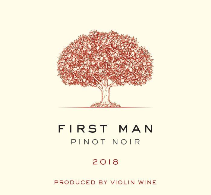 2018 First Man Vineyard [label]
