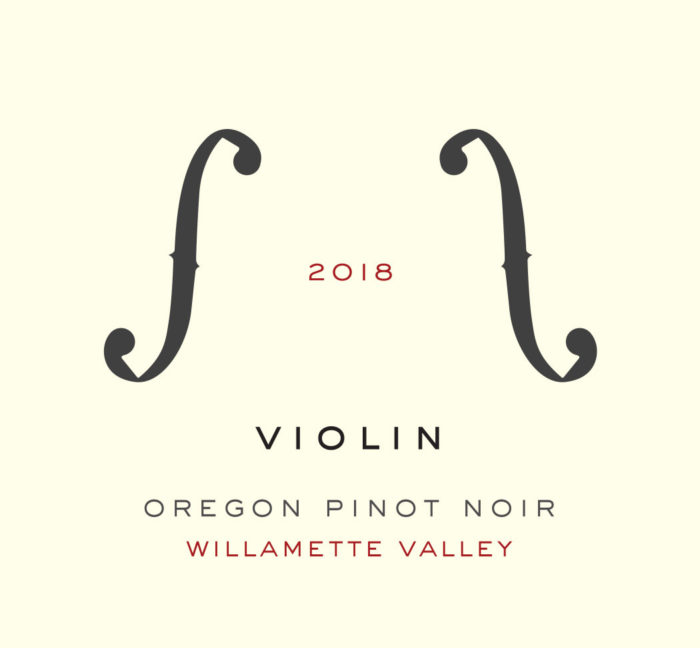 2018 Willamette Valley Pinot Noir [label]