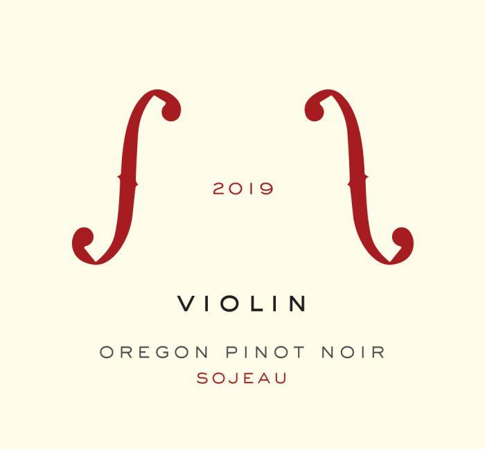 2019 Sojeau Pinot noir [label]