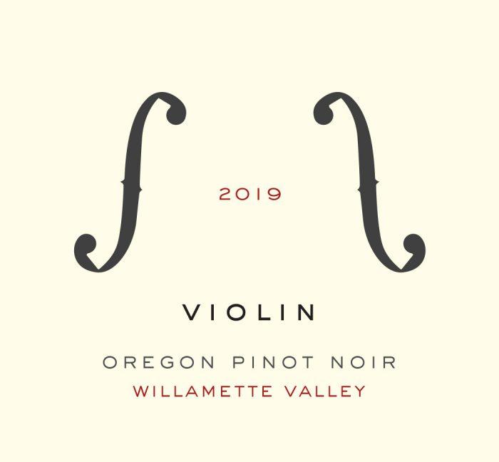 2019 Willamette Valley Pinot noir [label]