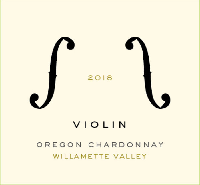 2018 Willamette Valley Chardonnay [label]